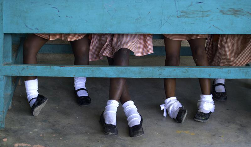 photography by Diane Metz in Haiti