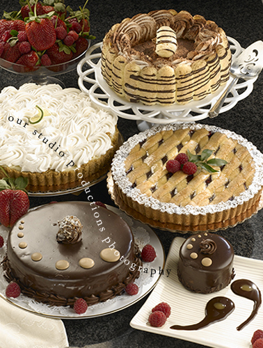 Pies and Cakes Yum