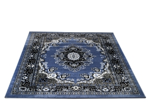 Flat Perspective Photo of Rug